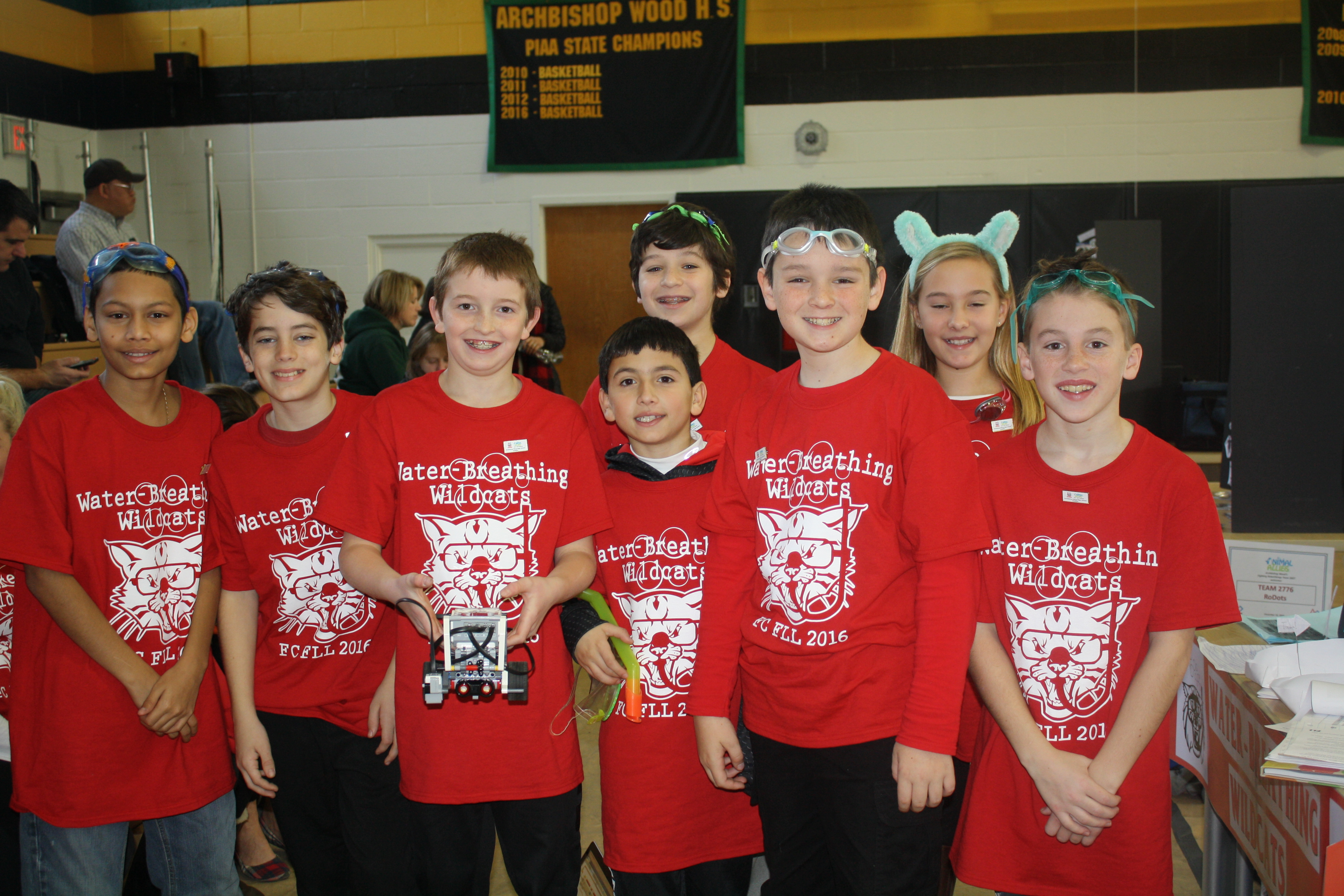 2016 Fourth Annual FLL Tournament