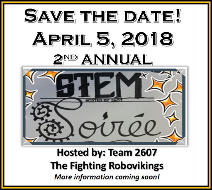 STEM Soiree 2018